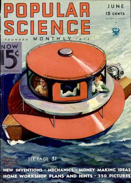 Popular Science - Popular Science - June 1932
