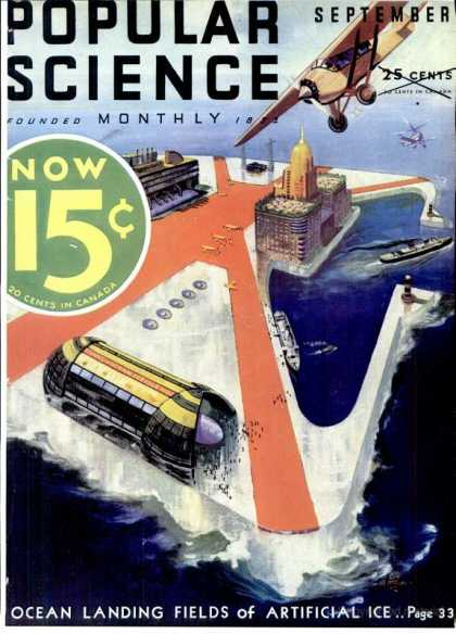 Popular Science - Popular Science - September 1932