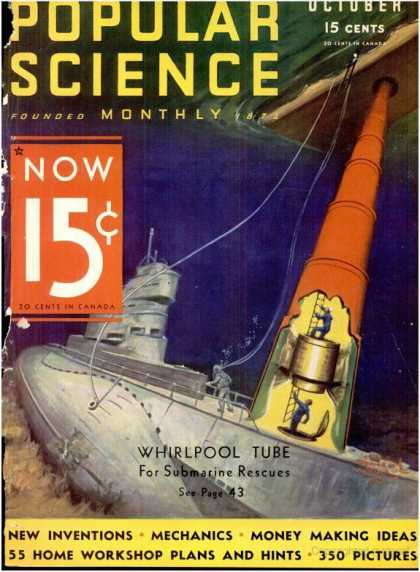 Popular Science - Popular Science - October 1932