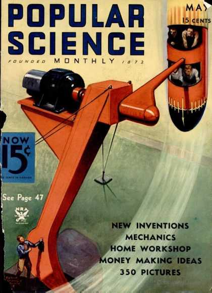 Popular Science - Popular Science - May 1934