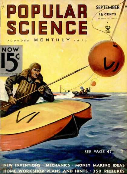 Popular Science - Popular Science - September 1934