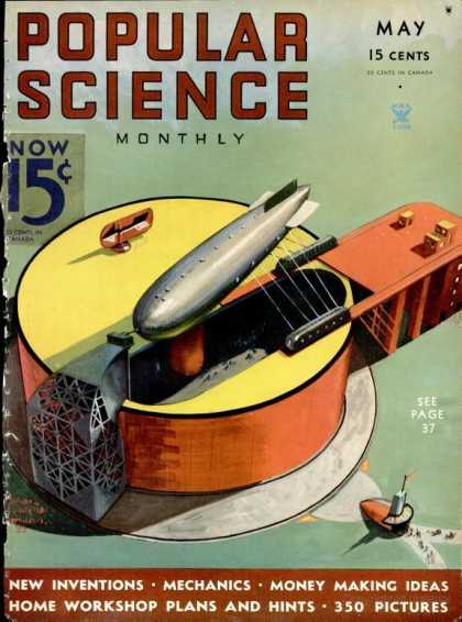 Popular Science - Popular Science - May 1935
