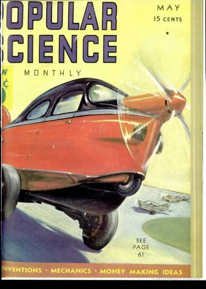 Popular Science - Popular Science - May 1937