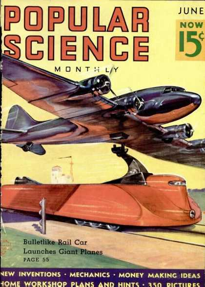 Popular Science - Popular Science - June 1937