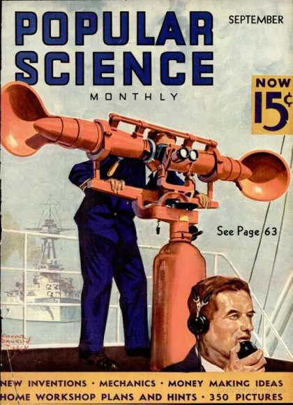 Popular Science - Popular Science - September 1937