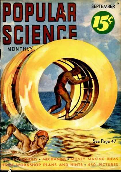 Popular Science - Popular Science - September 1938
