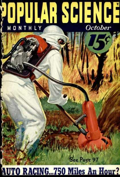 Popular Science - Popular Science - October 1938