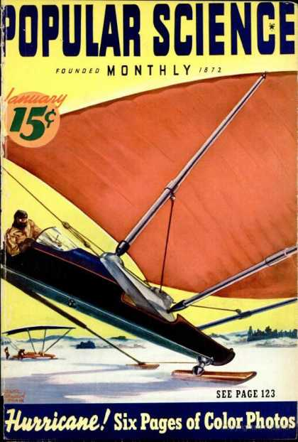 Popular Science - Popular Science - January 1939