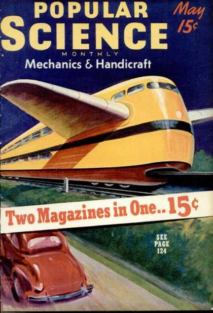 Popular Science - Popular Science - May 1939