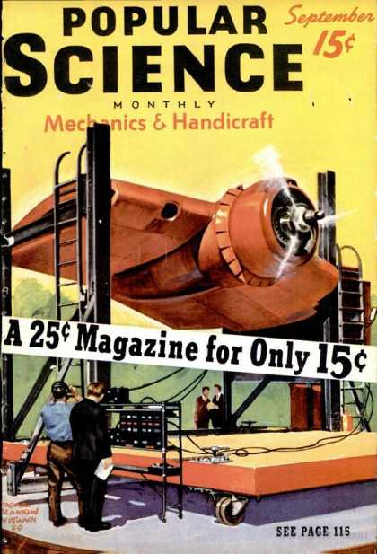 Popular Science - Popular Science - September 1939