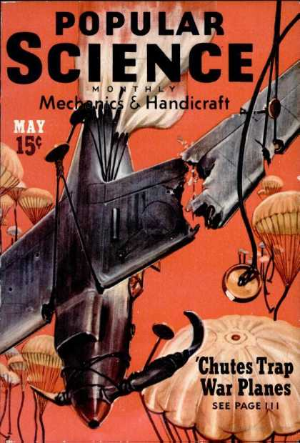 Popular Science - Popular Science - May 1940