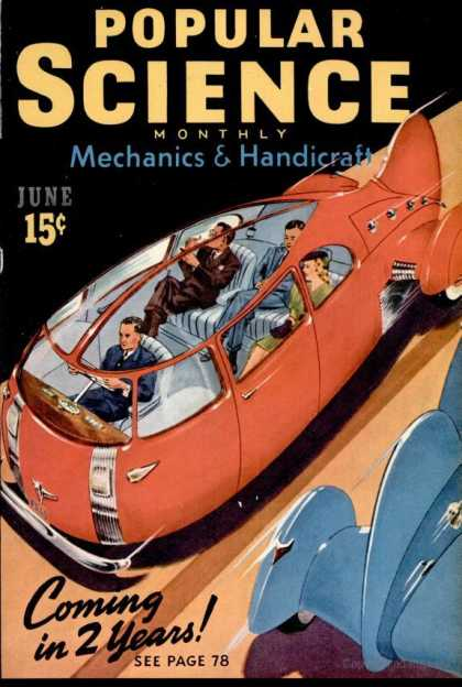 Popular Science - Popular Science - June 1940