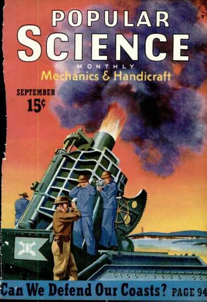Popular Science - Popular Science - September 1940