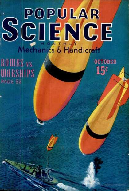 Popular Science - Popular Science - October 1940