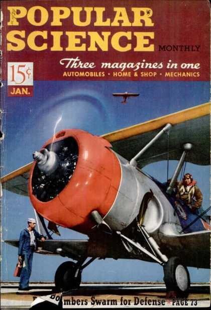 Popular Science - Popular Science - January 1941