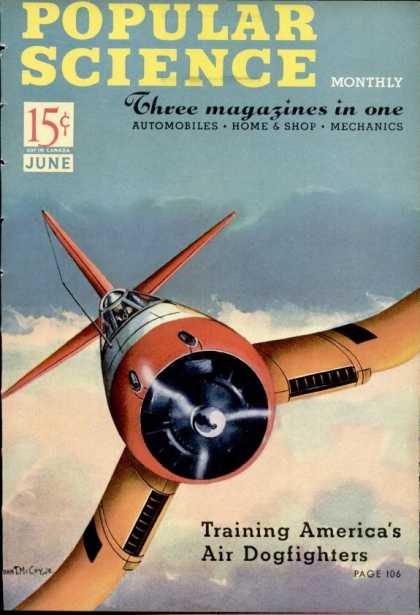 Popular Science - Popular Science - June 1941