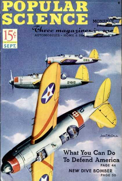 Popular Science - Popular Science - September 1941