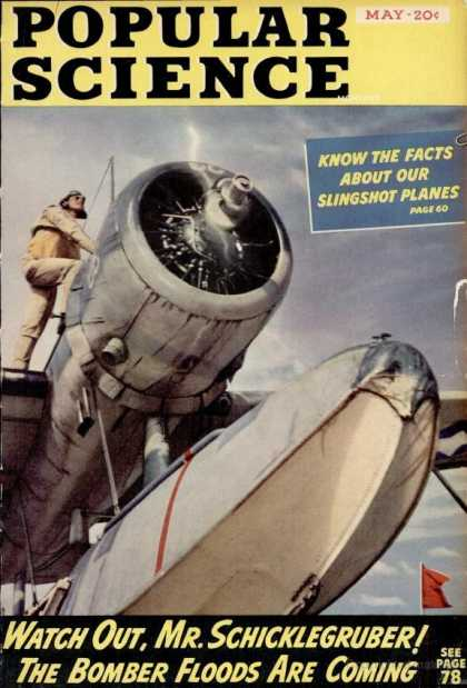 Popular Science - Popular Science - May 1943
