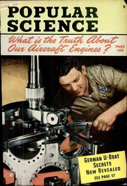 Popular Science - Popular Science - June 1943