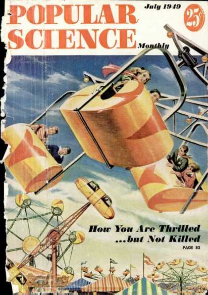 Popular Science - Popular Science - July 1949