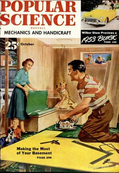 Popular Science - Popular Science - October 1952