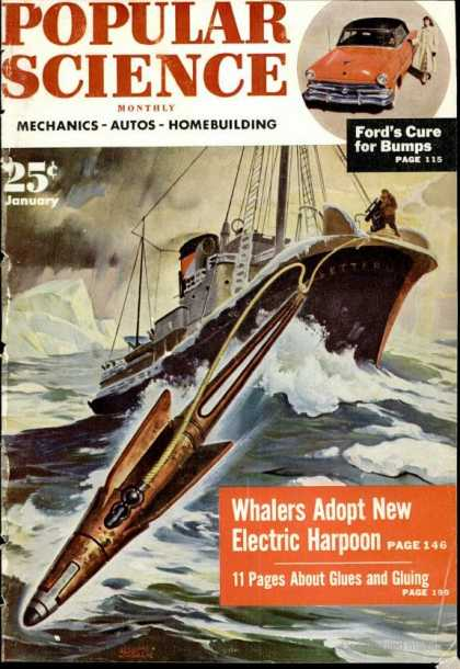 Popular Science - Popular Science - January 1953