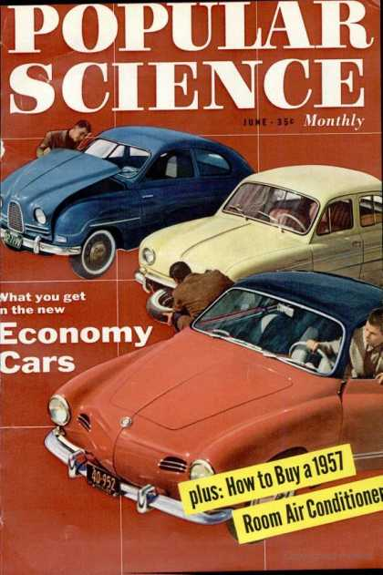 Popular Science - Popular Science - June 1957