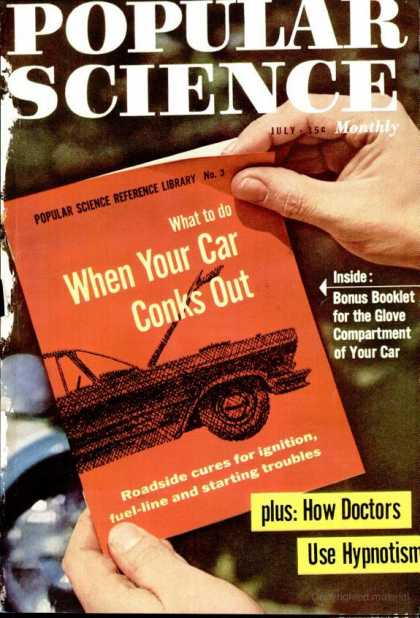 Popular Science - Popular Science - July 1957