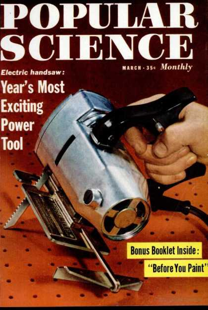 Popular Science - Popular Science - March 1958