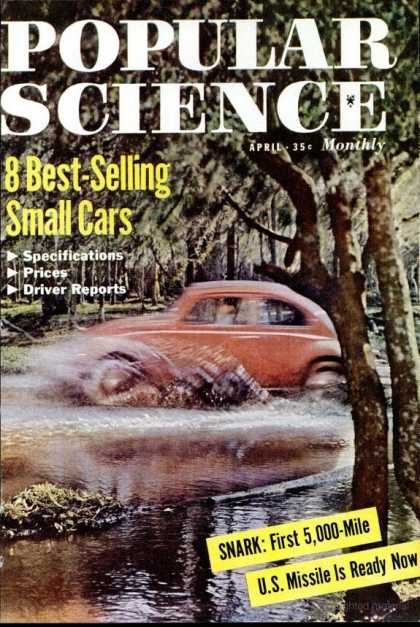 Popular Science - Popular Science - April 1958