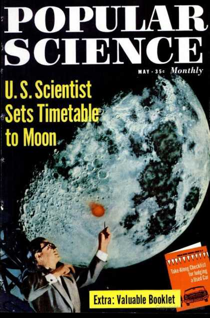 Popular Science - Popular Science - May 1958