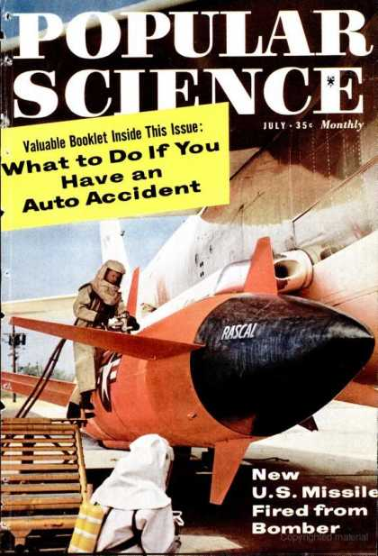 Popular Science - Popular Science - July 1958