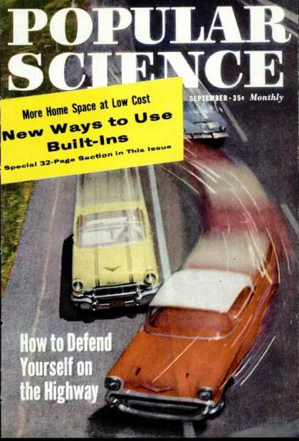 Popular Science - Popular Science - September 1958