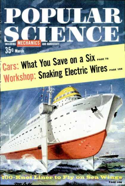 Popular Science - Popular Science - March 1959