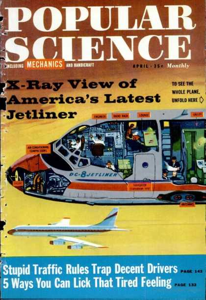Popular Science - Popular Science - April 1959
