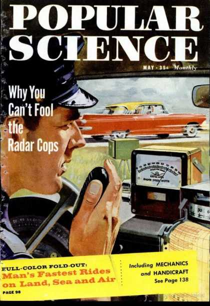 Popular Science - Popular Science - May 1959