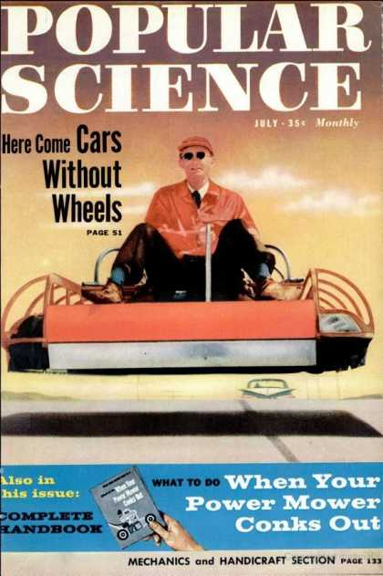 Popular Science - Popular Science - July 1959