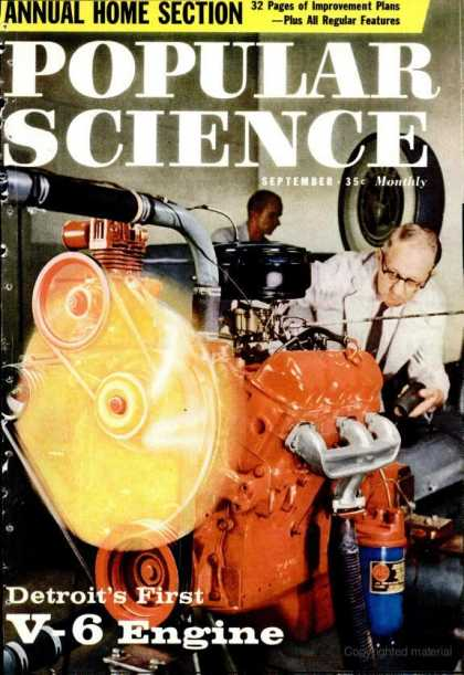 Popular Science - Popular Science - September 1959