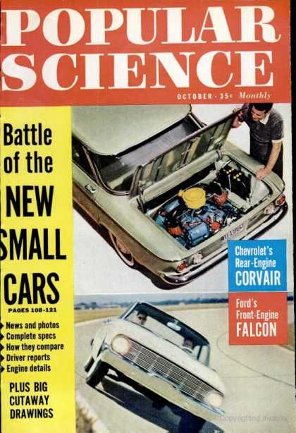 Popular Science - Popular Science - October 1959