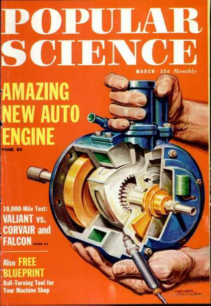 Popular Science - Popular Science - March 1960