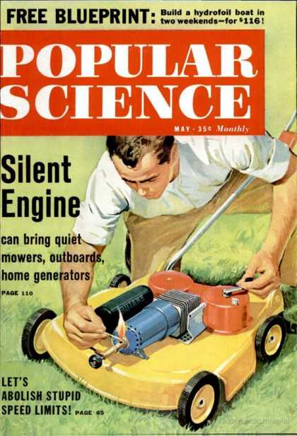 Popular Science - Popular Science - May 1960
