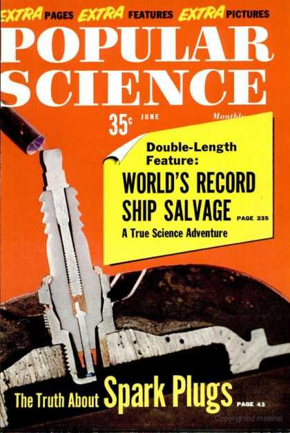 Popular Science - Popular Science - June 1960