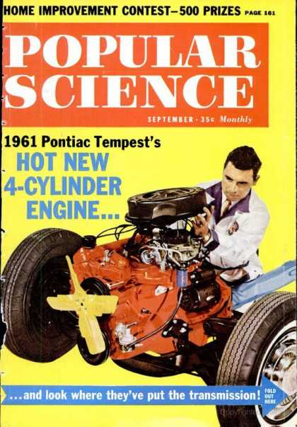 Popular Science - Popular Science - September 1960