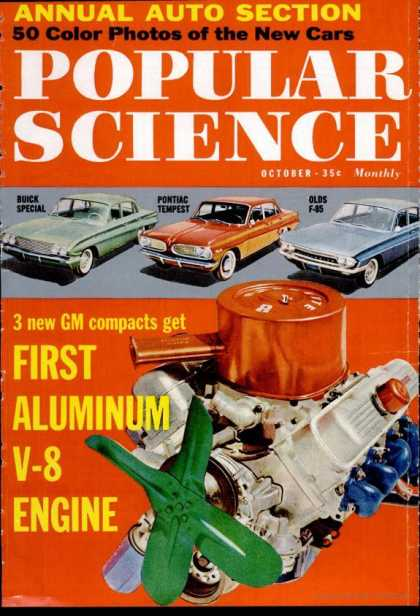 Popular Science - Popular Science - October 1960