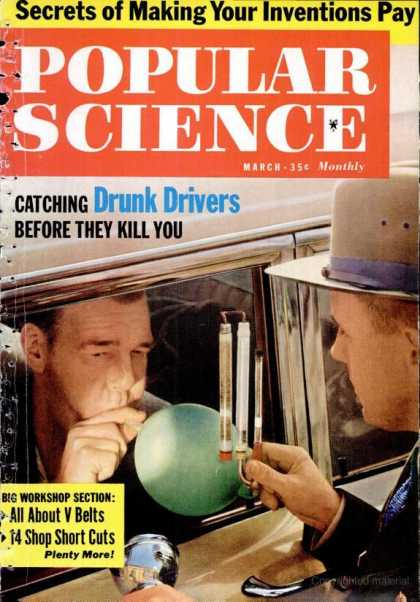 Popular Science - Popular Science - March 1961
