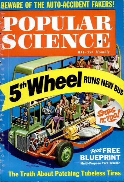 Popular Science - Popular Science - May 1961