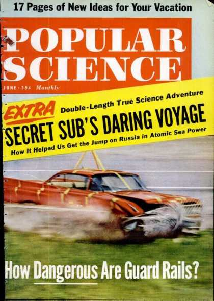 Popular Science - Popular Science - June 1961