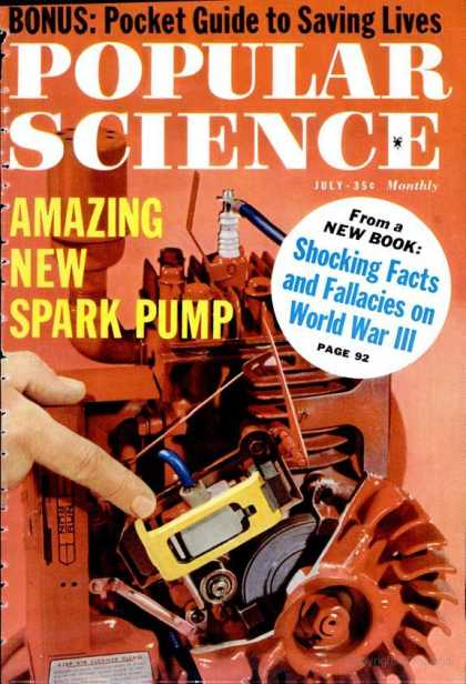 Popular Science - Popular Science - July 1961