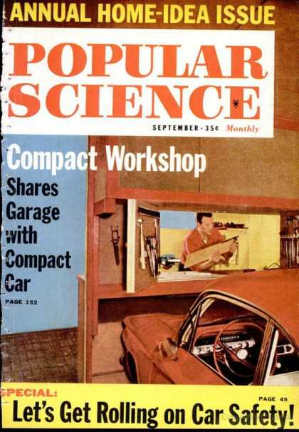 Popular Science - Popular Science - September 1961