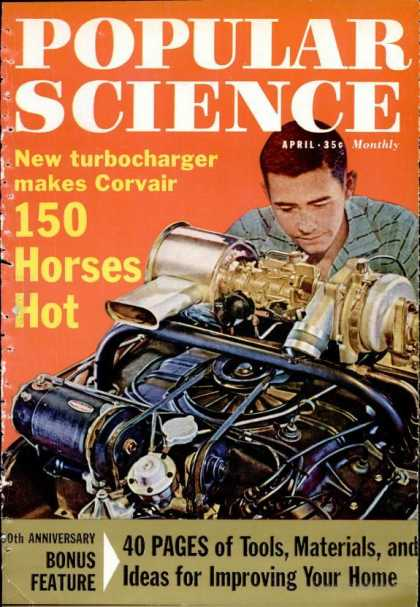 Popular Science - Popular Science - April 1962